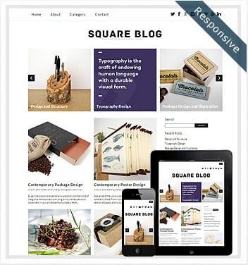 square-blog-theme