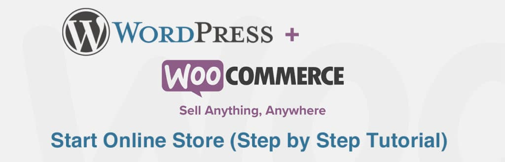 Start Online Store with WordPress and WooCommerce Tutorial 2020