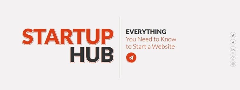 StartUp Hub: A Project To Walk You Through All The Stages of Creating a WordPress Website