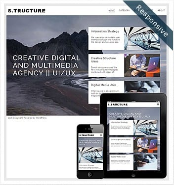 structure-theme-wordpress