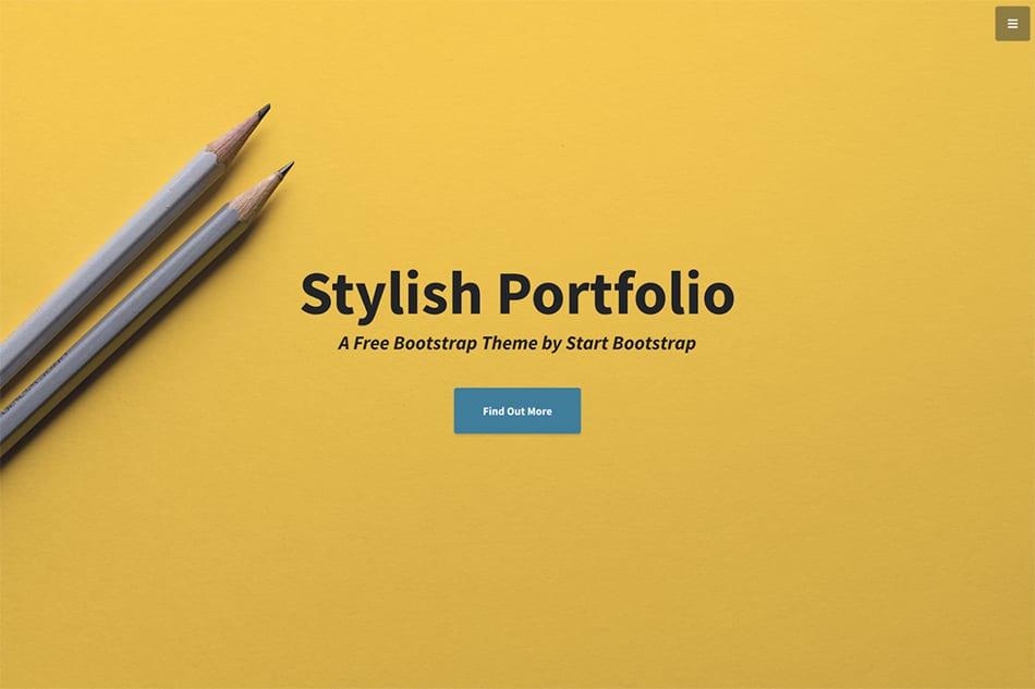 Stylish Portfolio