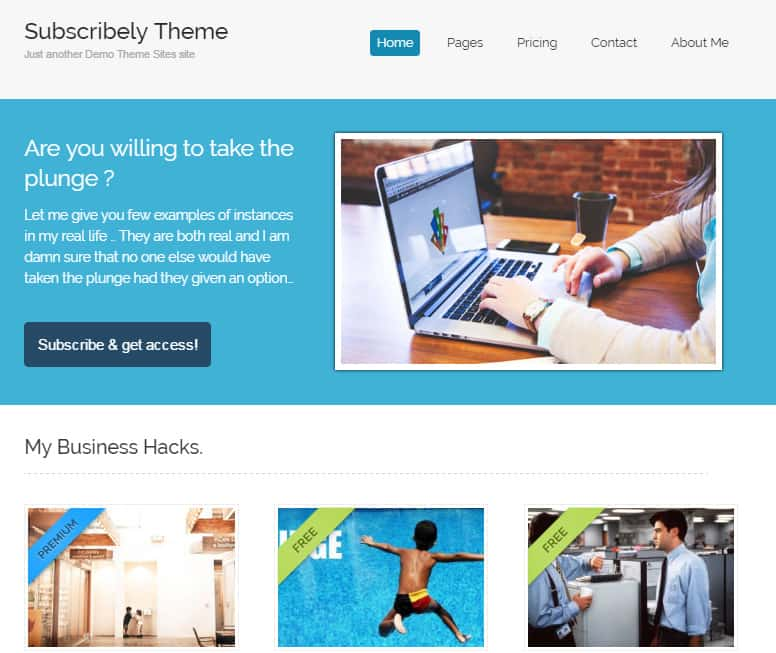 subscribely-theme
