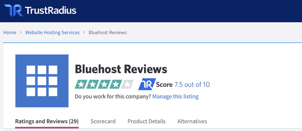 trust radius review 2020