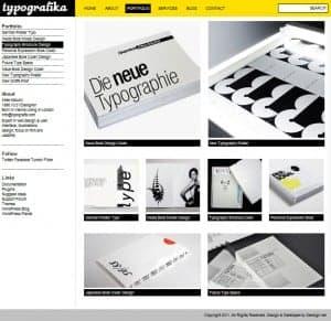 typographica design