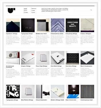 WordPress Grid Theme Free