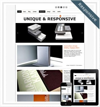 Best Free Unique WordPress Theme