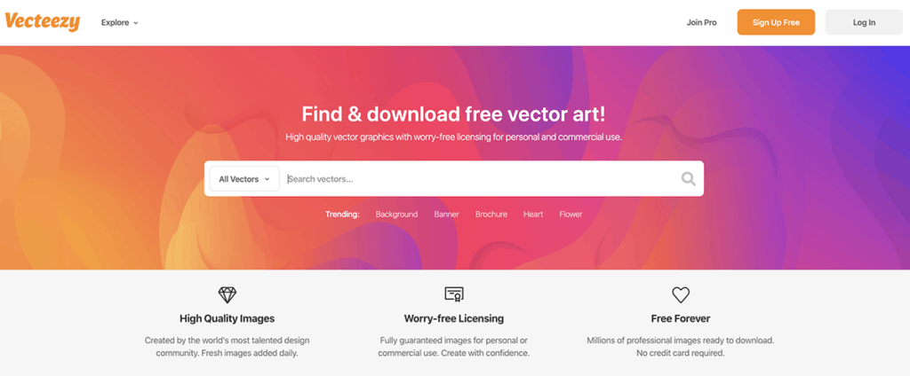 Vecteezy best free illustrations and graphics for creatives