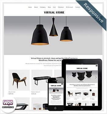 premium wordpress templates - virtual-store-theme