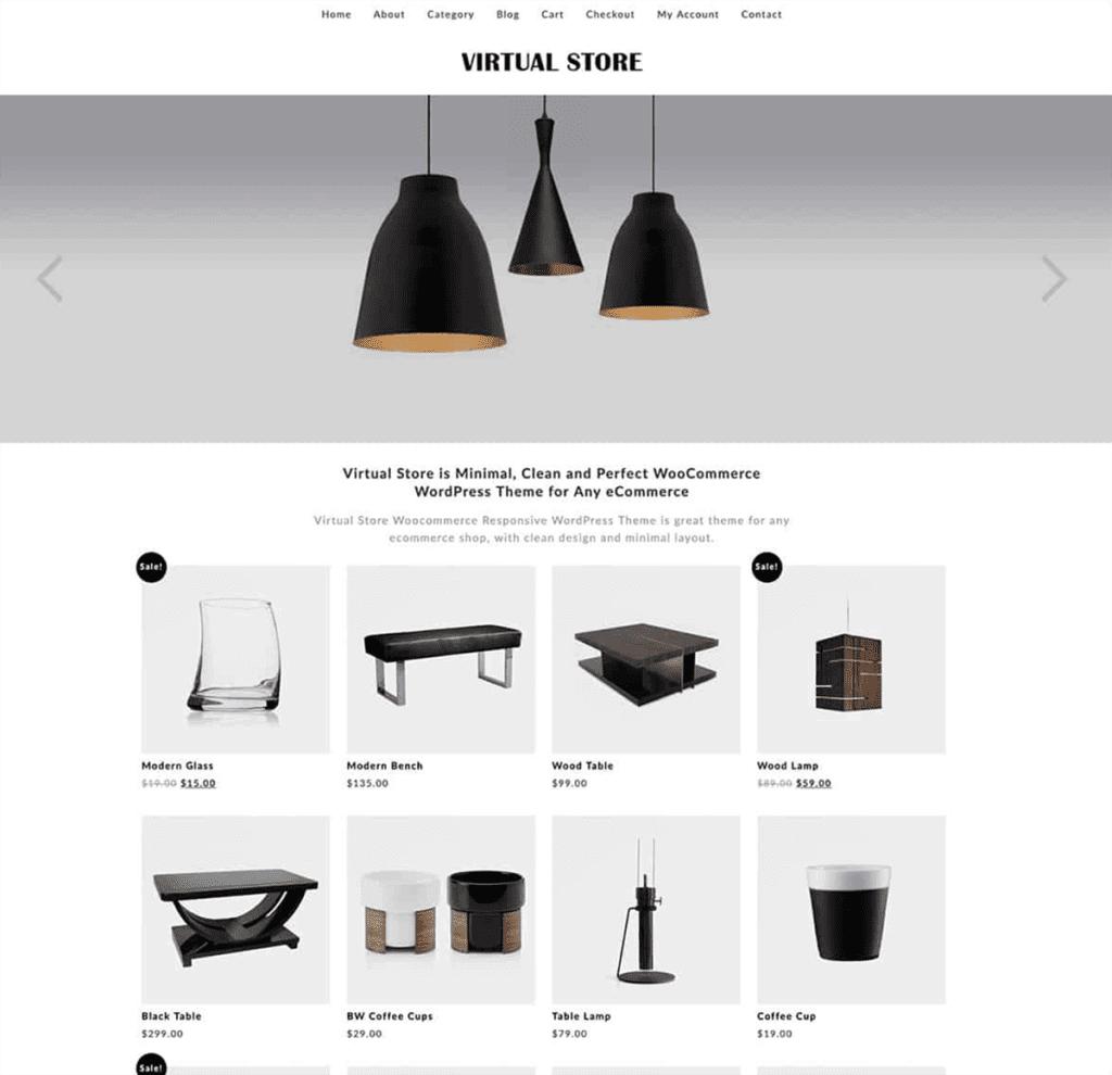 Virtual Store 2020