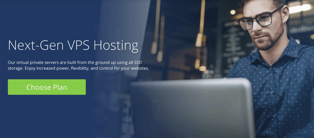Different Types of Web Hosting Options by Bluehost 2020