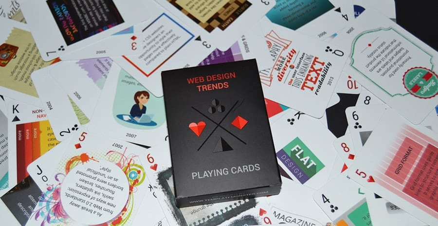 Web Designers: Win Awesome Playing Cards