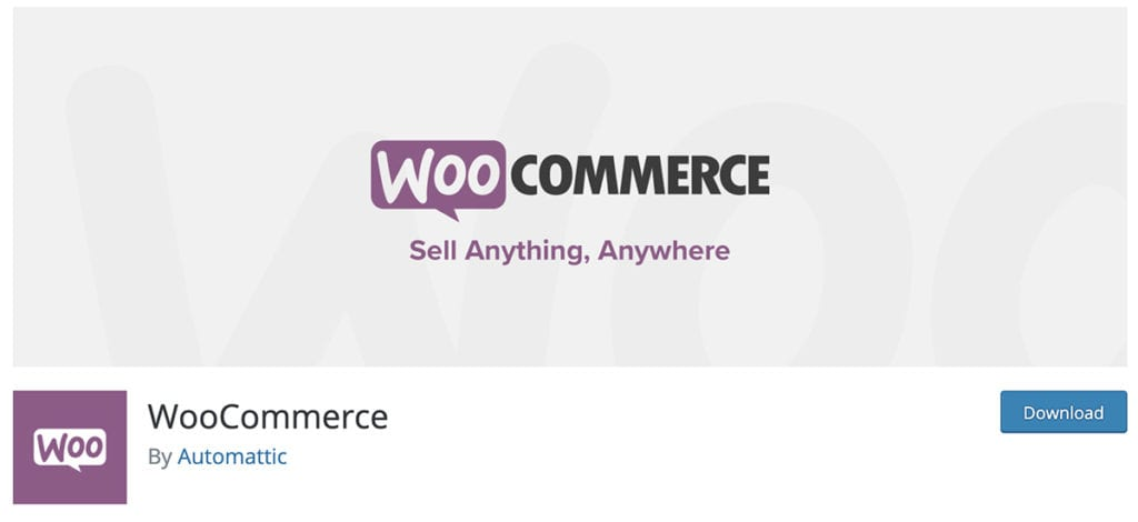 WooCommerce Plugin Free