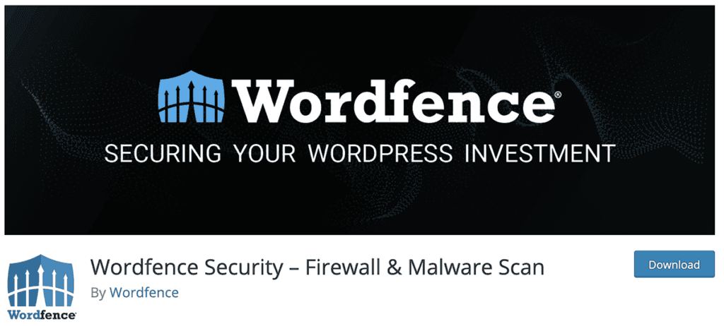 Wordfence Security Plugin 2020