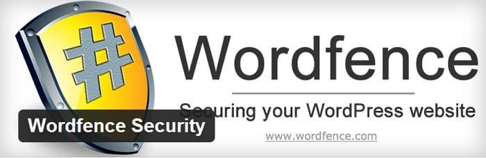 Wordfence WordPress free security
