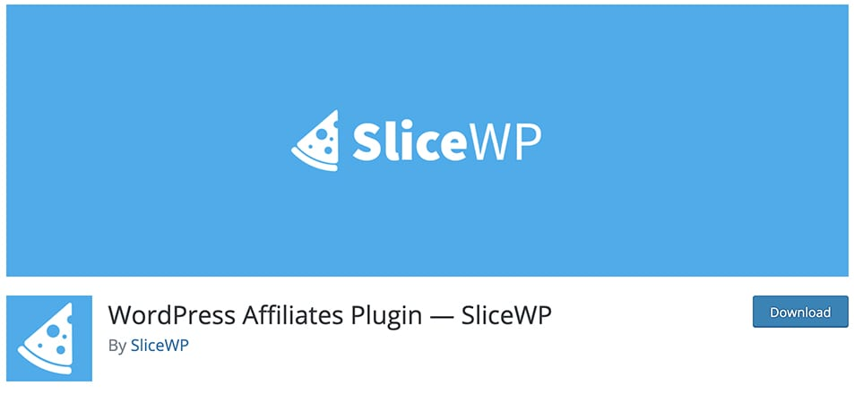 WordPress Affiliates Plugin — SliceWP