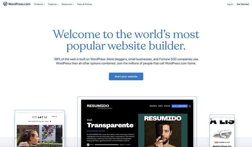 10+ Best Free Blogging Sites in 2020 (Start a FREE Blog)