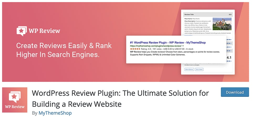 WordPress Review Plugin: The Ultimate Solution for Building a Review Website