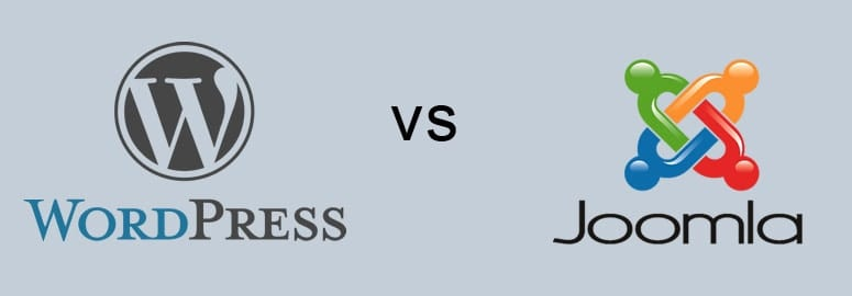 WordPress vs Joomla 2019