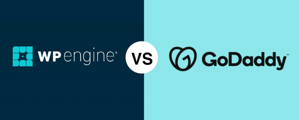 WP Engine vs GoDaddy (2021 Comparison) Who's the Best Hosting Provider?