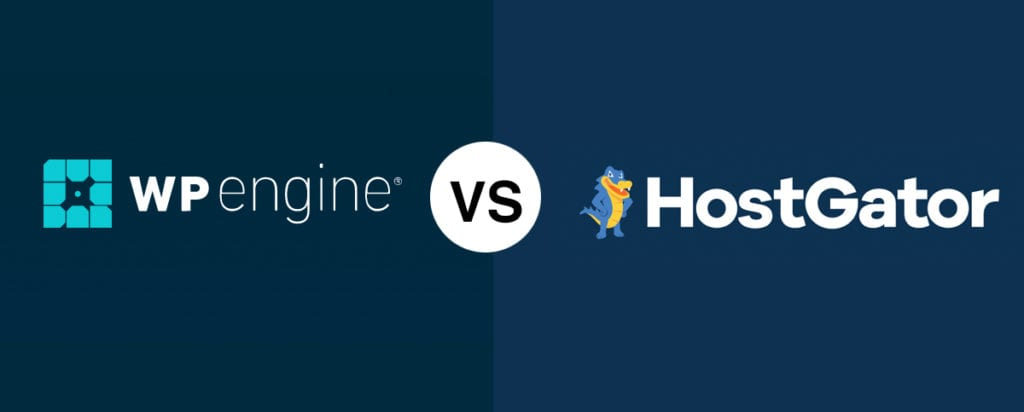 WP Engine vs HostGator Comparison 2020