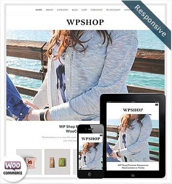 premium wordpress templates - wp-shop-theme
