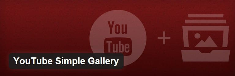 youtube-simple-gallery