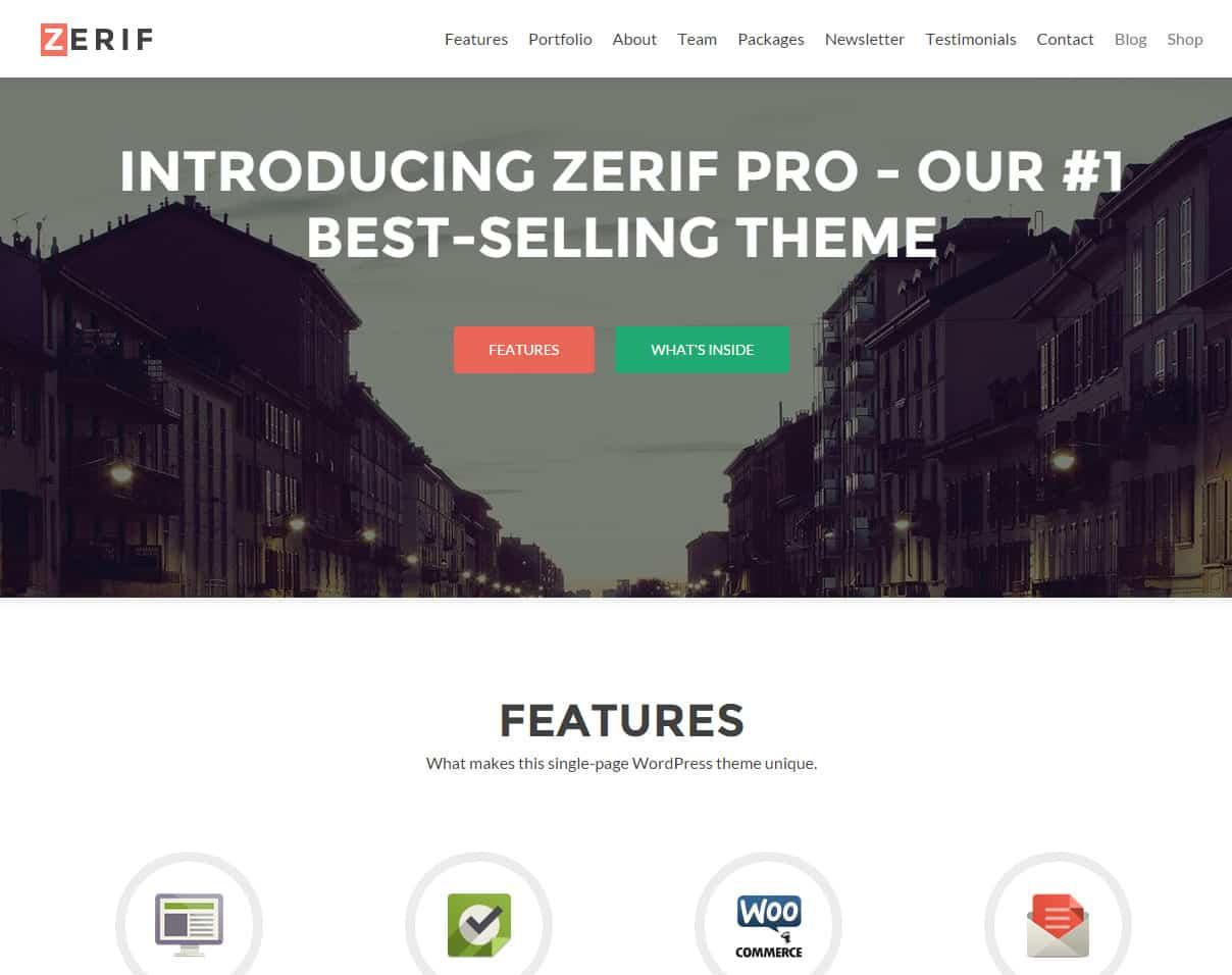 20+ Free WordPress Portfolio Themes 2018- Dessign Themes